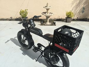 Electric bicycle Super 73 S1 Black for Sale in Oakland Park, FL