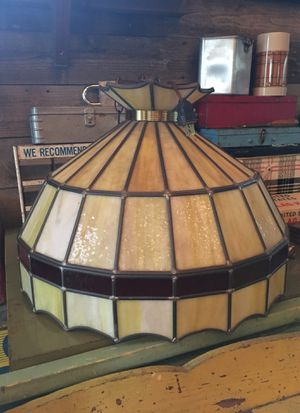 Vintage 70s lamp for Sale in Portland, OR