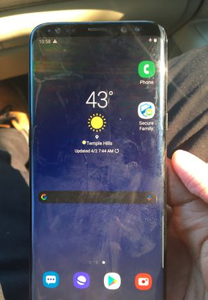 AT&T Galaxy s8+ for Sale in Washington, DC