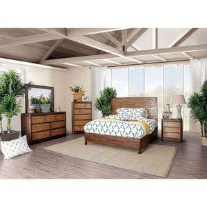 4pc Queen Bedroom Set - Recamara Queen de 4pc @Elegant Furniture for Sale in Fresno, CA