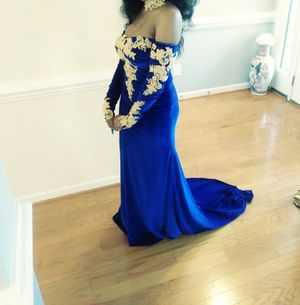 prom dress for sale, don't need it anymore! for Sale in Raleigh, NC