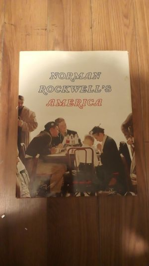 "Norman Rockwell's ""AMERICA"" A collection of his work for Sale in Fresno, CA"