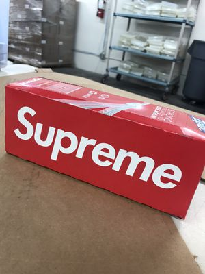 Supreme ziploc unopened for Sale in Santa Ana, CA