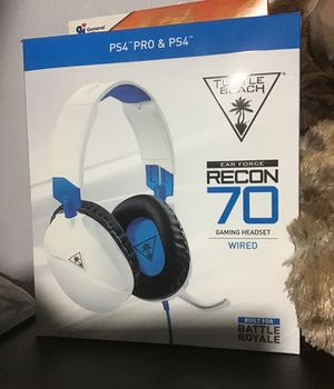 Turtle Beach RECON 70 gaming headset for Sale in Moreno Valley, CA