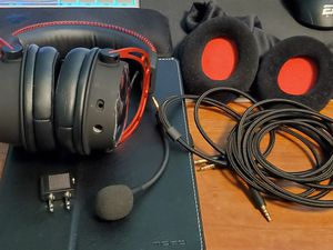 HyperX Cloud Alpha Gaming Headphones - Excellent Condition for Sale in Pittsburgh, PA