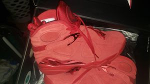 AIR JORDANS RETRO VDAY (AUTHENTICATED) for Sale in Sacramento, CA