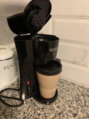 Black & Decker coffee maker for Sale in Santa Ana, CA