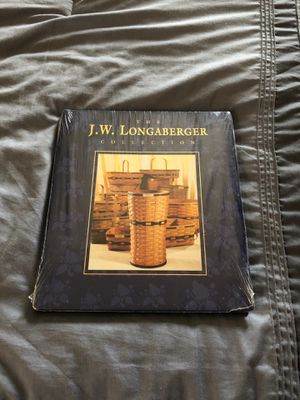 Longaberger collection book(still in original package) for Sale in Sacramento, CA