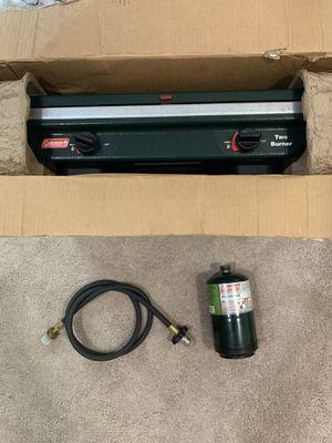 Coleman propane stove for Sale in Falls Church, VA