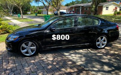 🍁$8OO Selling my 2010 Lexus GS.🍁 for Sale in Columbus,  OH