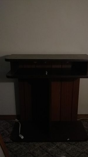 Television stand for Sale in Barryton, MI