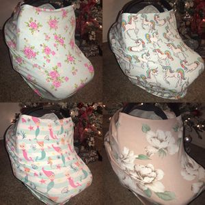 Handmade 4-in-1 car seat covers for Sale in Visalia, CA