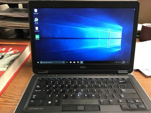 Dell latitude e7440 4gb ram 120 ssd for Sale in Fairfax, VA