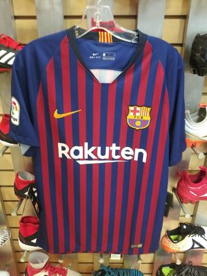 Barcelona original jersey size small for Sale in West Covina, CA