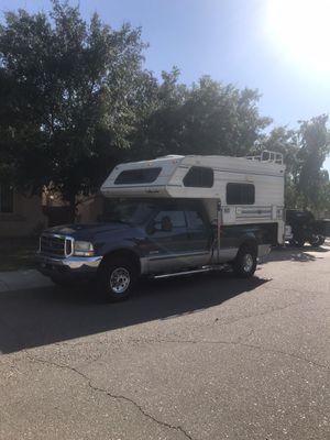 Hallmark Cabover Truck Camper for Sale in Goodyear, AZ