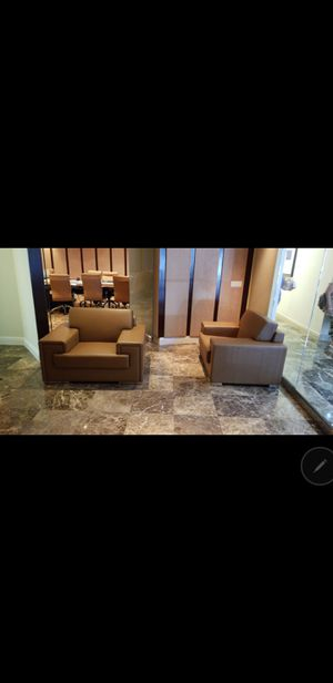 WIDE CHAIRS FOR WAITING ROOMS for Sale in Hialeah, FL