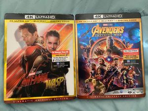 4k Movies (digitals) for Sale in Fairfield, CA