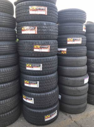 """LIONHART TIRES - NEW - ALL SIZES 14"""" 15"""" 16"""" 17"""" 18"""" 20"""" 22"""" 24"""" 26"""" 14"""" Pricing Starting @ $39 Ea for Sale in La Habra, CA"""