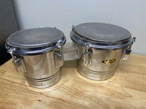 Bongos set steel drums music for Sale in Manhattan Beach, CA