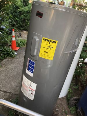 Rudd Electric hundred gallon water heater installed in 2013 for Sale in Boston, MA