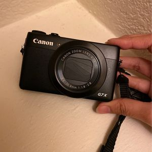 Canon G7x for Sale in Las Vegas, NV