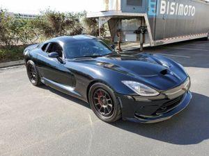 2013 Dodge SRT Viper GTS for Sale in Ontario, CA
