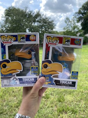 funko pop limited edition toucan for Sale in Haines City, FL