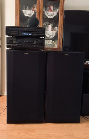 Stereo System for Sale in Anaheim, CA