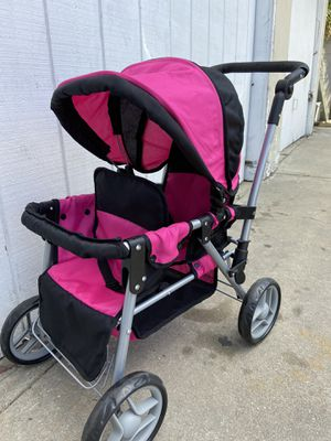 DOLL Double stroller for Sale in Los Angeles, CA