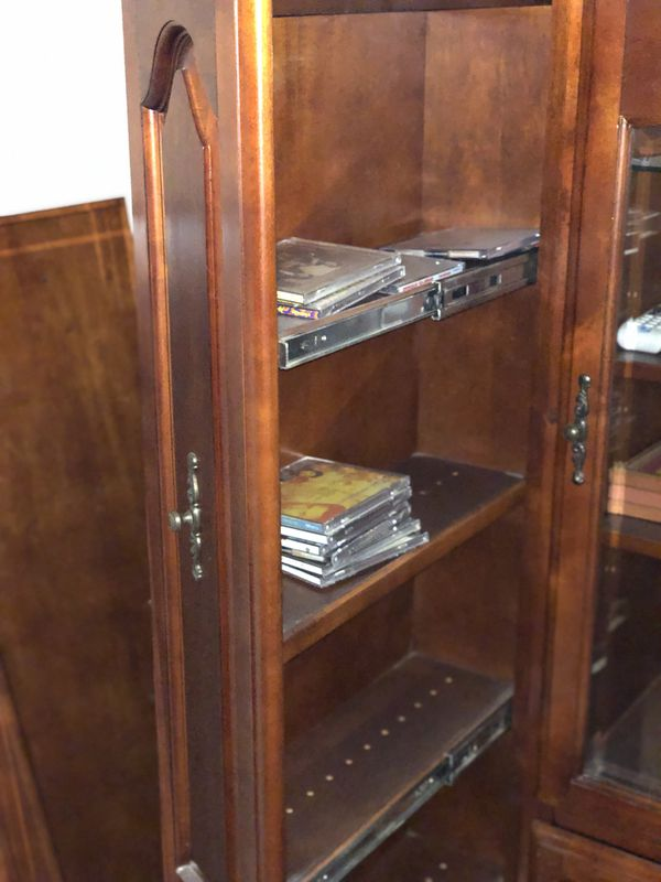 Entertainment Wall System/ TV Shelving Unit