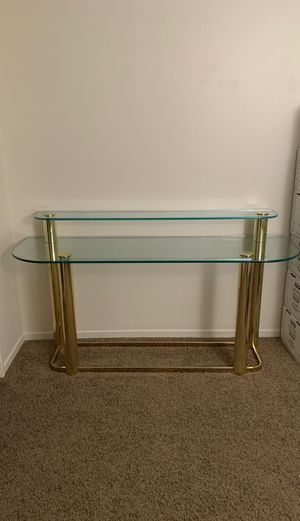 Console Table Tv stand for Sale in Chico, CA