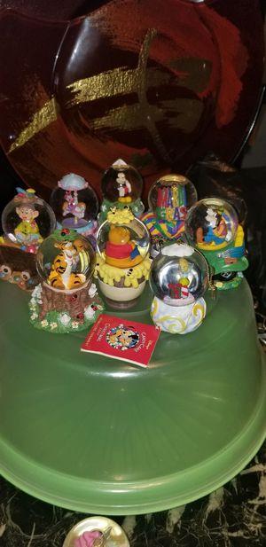 Disney Snow globes for Sale in Farmington Hills, MI