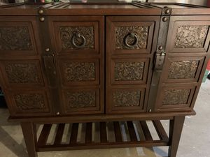 Wine cabinet for Sale in Clackamas, OR