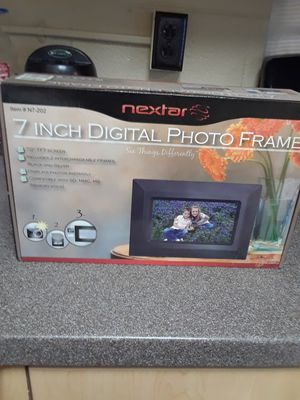 "7"" digital photo frame for Sale in Nashville, TN"