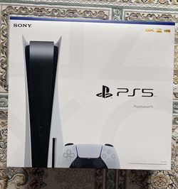 Playstaion 5 Disc Edition for Sale in New York,  NY