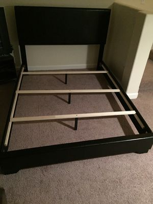 New queen bed frame new in box for Sale in Phoenix, AZ