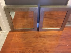 2 matching mirrors for Sale in Crofton, MD