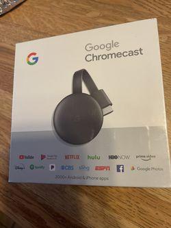 New Google Chromecast for Sale in Oak Lawn, IL