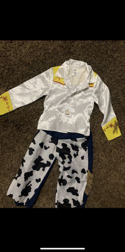 Jessie costume Disney collections size 4t for Sale in Salinas,  CA