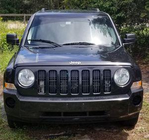 2008 Jeep Patriot 4 cylinder 2.4 engine 4x4 for Sale in Hudson, FL