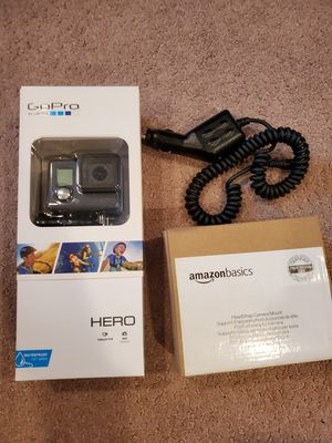 GoPro Hero camera with extra accessories for Sale in Oceanside, NY