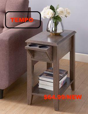 Side Table, Walnut Oak for Sale in Westminster, CA