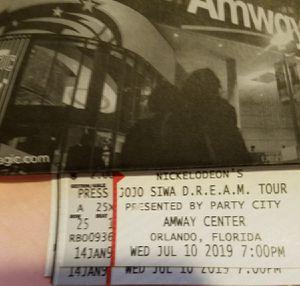 Jojo Siwa tickets for Sale in Orlando, FL