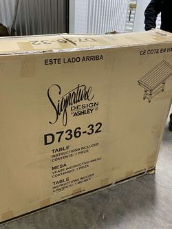 Dining Table Brand New In Box for Sale in Modesto,  CA