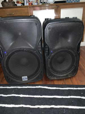 2 power speaker for Sale in Providence, RI