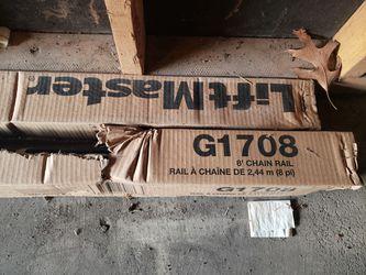 LiftMaster G1708 8' Garage Door Rails for Sale in Springfield,  IL