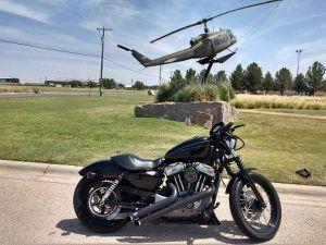 2008 Harley Davidson Sportster Nightster for Sale in Houston, TX