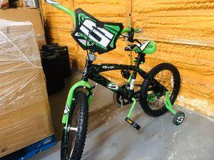 "Dynacraft 18"" Surge Boys' BMX Bike, Black/Green Saturday Sale 12-7 for Sale in Atlanta, GA"