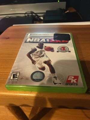 NBA 2K8 XBOX 360 Game Used for Sale in Chicago, IL
