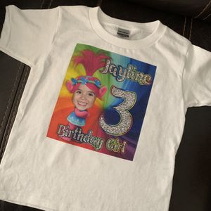 Troll Theme Birthday Shirt for Sale in Sylmar, CA